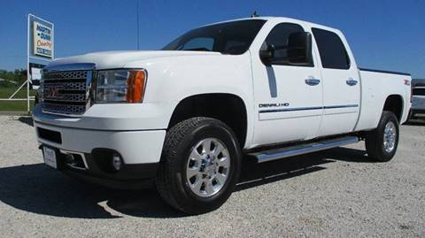 2011 GMC Sierra 2500HD for sale at MARTIN DUNN COUNTRY AUTO SALES INC. in Wister OK