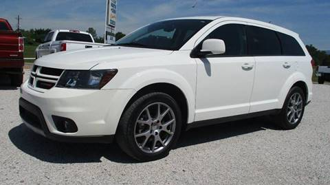 2015 Dodge Journey for sale at MARTIN DUNN COUNTRY AUTO SALES INC. in Wister OK