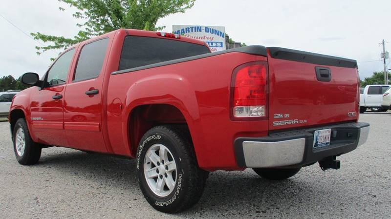 2009 GMC Sierra 1500 for sale at MARTIN DUNN COUNTRY AUTO SALES INC. in Wister OK