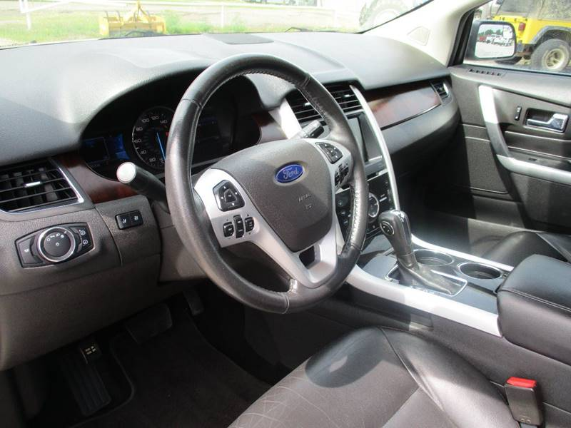 2013 Ford Edge for sale at MARTIN DUNN COUNTRY AUTO SALES INC. in Wister OK