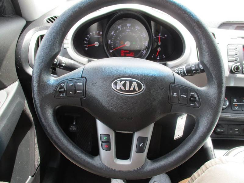 2016 Kia Sportage for sale at MARTIN DUNN COUNTRY AUTO SALES INC. in Wister OK