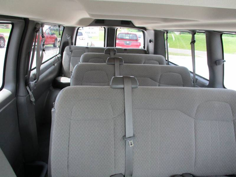 2016 Chevrolet Express Passenger for sale at MARTIN DUNN COUNTRY AUTO SALES INC. in Wister OK