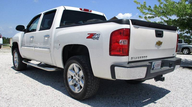 2012 Chevrolet Silverado 1500 for sale at MARTIN DUNN COUNTRY AUTO SALES INC. in Wister OK