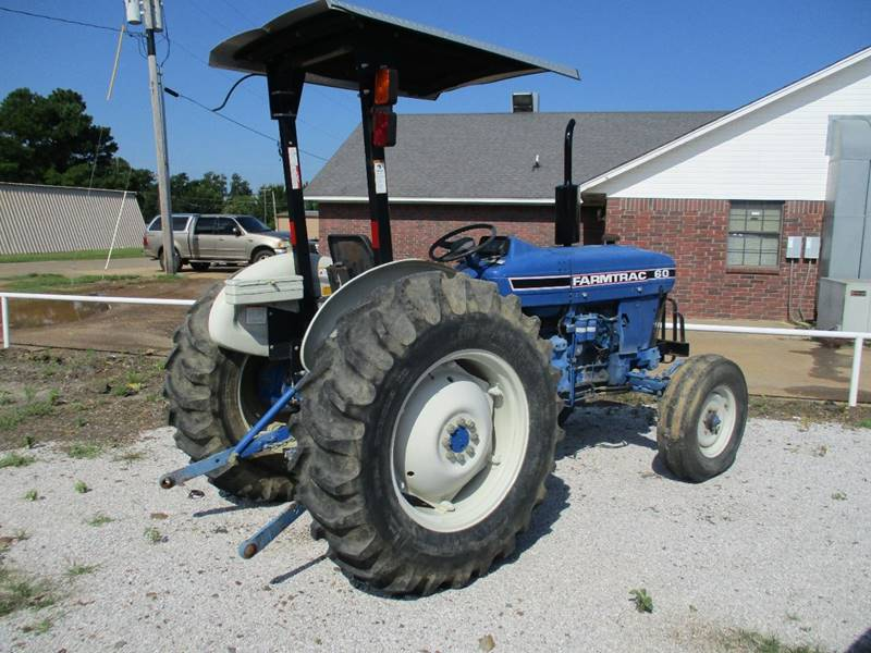 2001 FarmTRAC 60 60 for sale at MARTIN DUNN COUNTRY AUTO SALES INC. in Wister OK