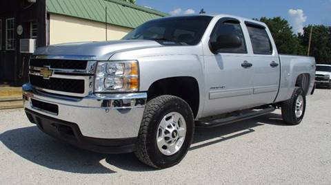 2013 Chevrolet Silverado 2500HD for sale at MARTIN DUNN COUNTRY AUTO SALES INC. in Wister OK