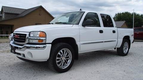 2006 GMC Sierra 1500 for sale at MARTIN DUNN COUNTRY AUTO SALES INC. in Wister OK