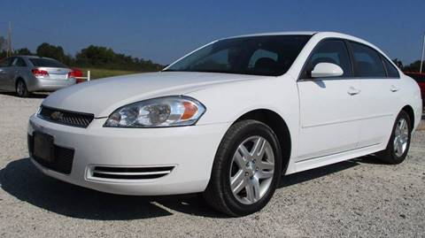 2013 Chevrolet Impala for sale at MARTIN DUNN COUNTRY AUTO SALES INC. in Wister OK