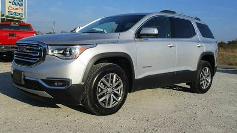 2017 GMC Acadia for sale in Wister, OK