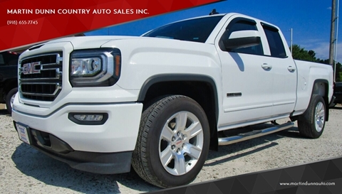 Green Country Auto Sales >> Cars For Sale In Wister Ok Martin Dunn Country Auto Sales Inc