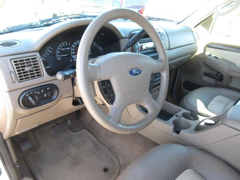 2002 Ford Explorer for sale at MARTIN DUNN COUNTRY AUTO SALES INC. in Wister OK