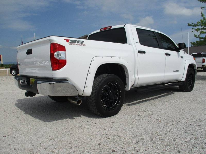 2015 Toyota Tundra for sale at MARTIN DUNN COUNTRY AUTO SALES INC. in Wister OK