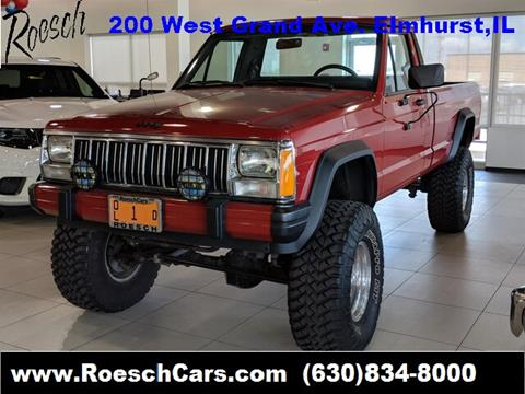 1988 Jeep Comanche for sale in Elmhurst, IL