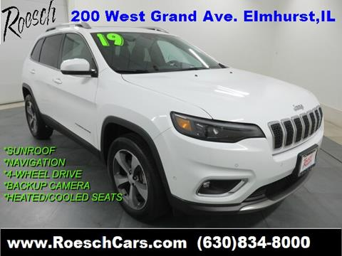 2019 Jeep Cherokee for sale in Elmhurst, IL