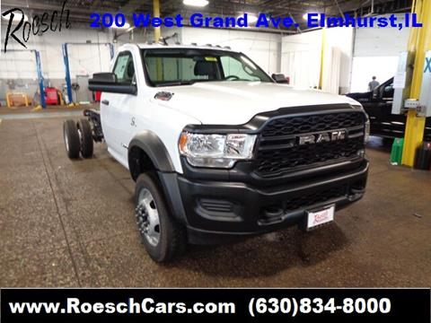 2019 RAM Ram Chassis 5500 for sale in Elmhurst, IL