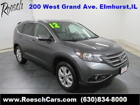 2012 Honda CR-V for sale in Elmhurst, IL