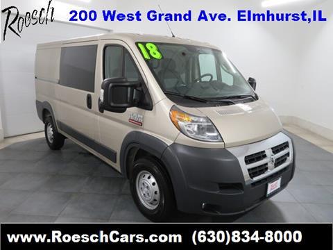2018 RAM ProMaster Cargo for sale in Elmhurst, IL