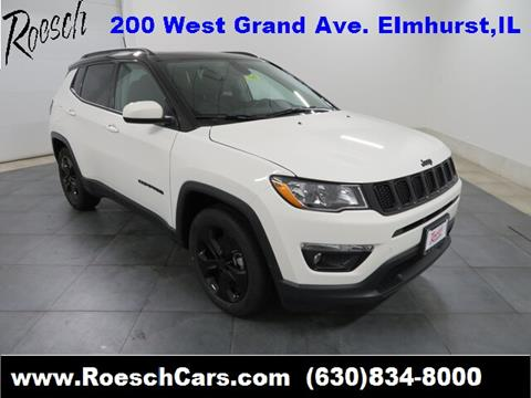 2020 Jeep Compass for sale in Elmhurst, IL