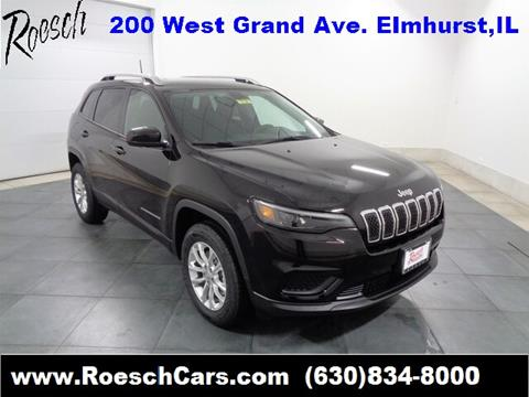 2020 Jeep Cherokee for sale in Elmhurst, IL