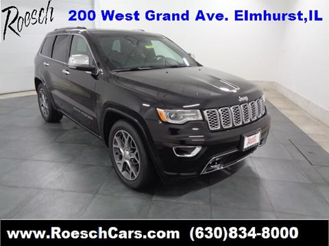 2020 Jeep Grand Cherokee for sale in Elmhurst, IL
