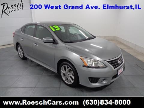 2013 Nissan Sentra for sale in Elmhurst, IL