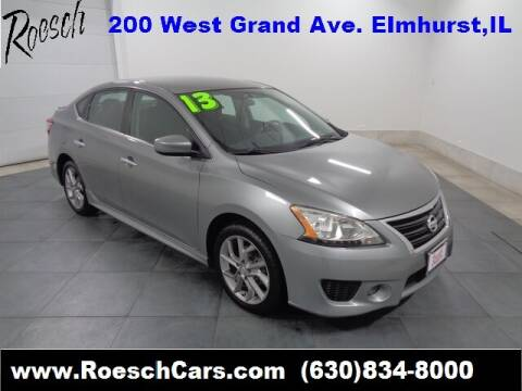 2013 Nissan Sentra for sale in Elmhurst, IL
