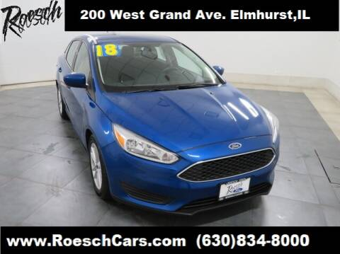 2018 Ford Focus for sale in Elmhurst, IL