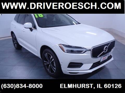 2018 Volvo XC60 T6 Momentum for sale at LARRY ROESCH CHRYSLER JEEP in Elmhurst IL