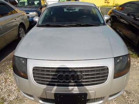 2002 Audi TT for sale in Jacksonville, FL