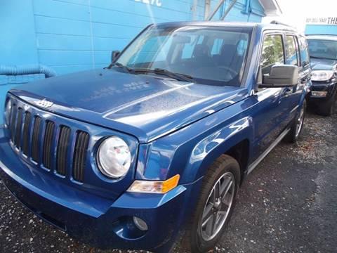 2009 Jeep Patriot for sale in Jacksonville, FL