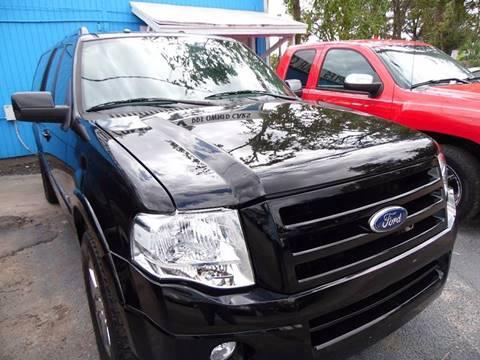 2008 Ford Expedition EL for sale in Jacksonville, FL