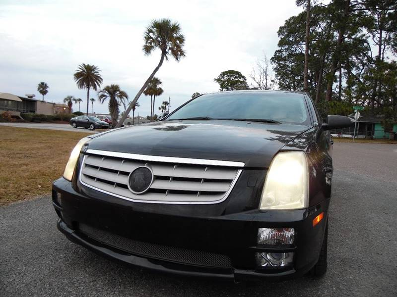 2006 Cadillac STS V8 In Jacksonville FL - The Peoples Car Company