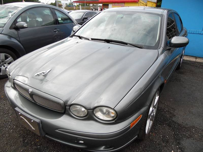 2006 Jaguar X Type For Sale At The Peoples Car Company In Jacksonville FL