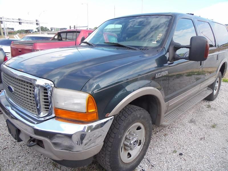 2001 ford excursion limited in jacksonville fl the peoples car company. Black Bedroom Furniture Sets. Home Design Ideas
