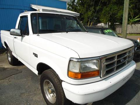 1994 Ford F-150 for sale in Jacksonville, FL