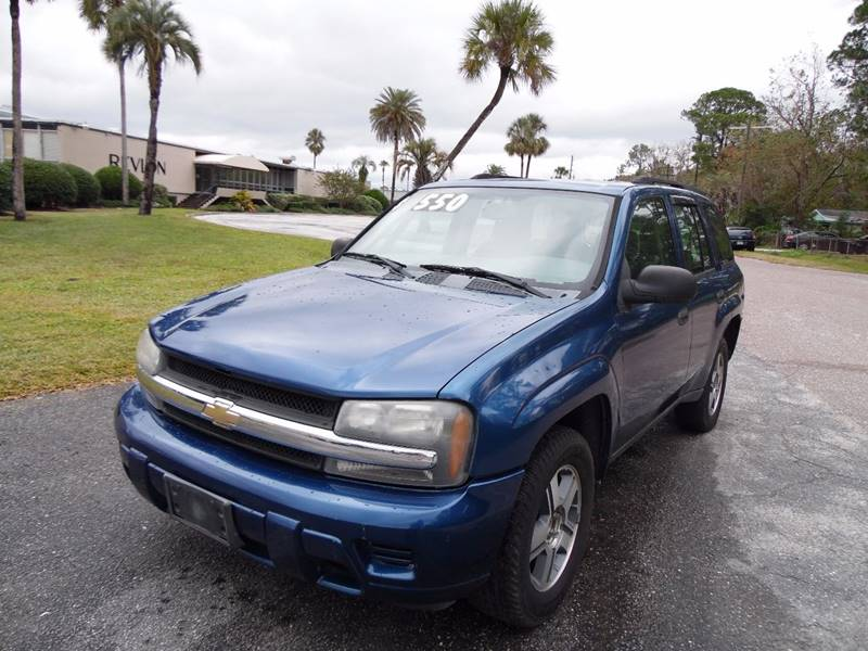 2006 Chevrolet TrailBlazer For Sale At The Peoples Car Company In  Jacksonville FL