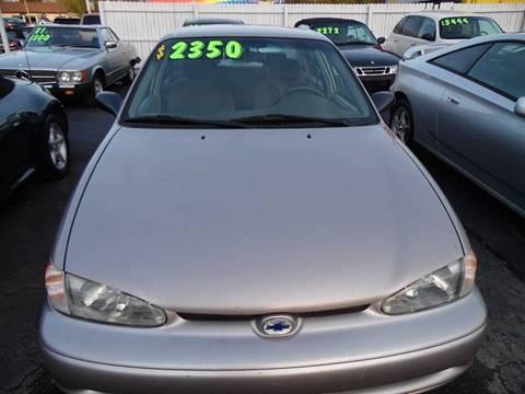 2001 Chevrolet Prizm for sale in Jacksonville, FL