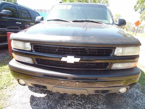 2001 Chevrolet Suburban for sale in Jacksonville, FL