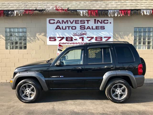 2003 Jeep Liberty Freedom Edition 4WD 4dr SUV   Depew NY