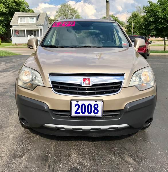 2008 Saturn Vue XE 4dr SUV In Depew NY - Camvest Inc  Auto Sales