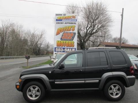 2006 Jeep Liberty for sale in Du Bois, PA