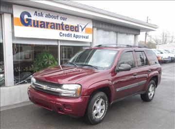 2004 Chevrolet TrailBlazer for sale in Du Bois, PA