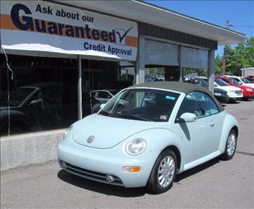 2005 Volkswagen New Beetle for sale in Du Bois, PA