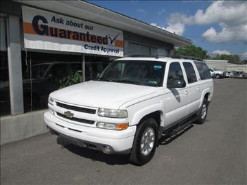 2002 Chevrolet Suburban for sale in Du Bois, PA