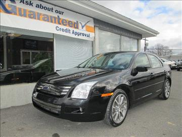 2009 Ford Fusion for sale in Du Bois, PA