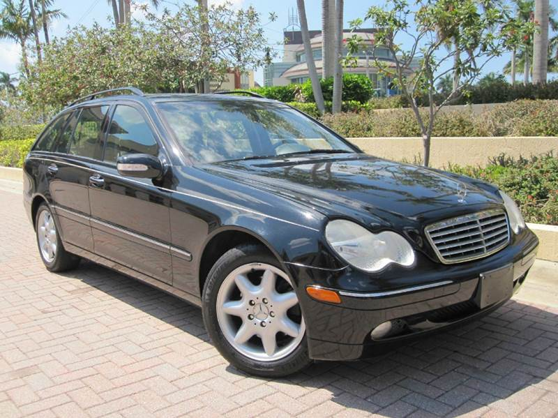 2004 Mercedes Benz C Class C240 4matic Awd 4dr Wagon In West
