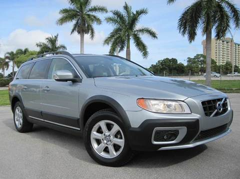 2010 Volvo XC70 for sale at FLORIDACARSTOGO in West Palm Beach FL