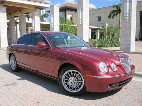 2006 Jaguar S-Type for sale at FLORIDACARSTOGO in West Palm Beach FL