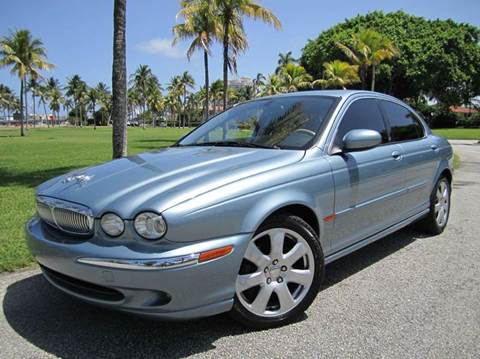 2005 Jaguar X-Type for sale at FLORIDACARSTOGO in West Palm Beach FL