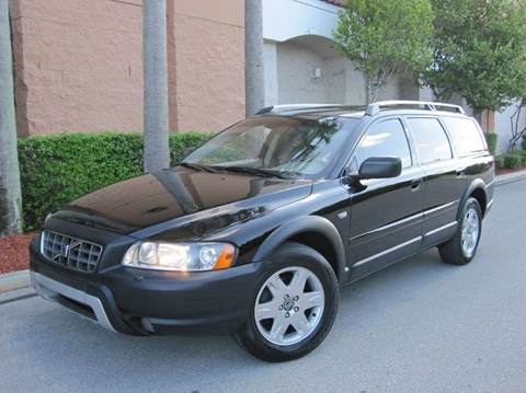 2006 Volvo XC70 for sale at FLORIDACARSTOGO in West Palm Beach FL