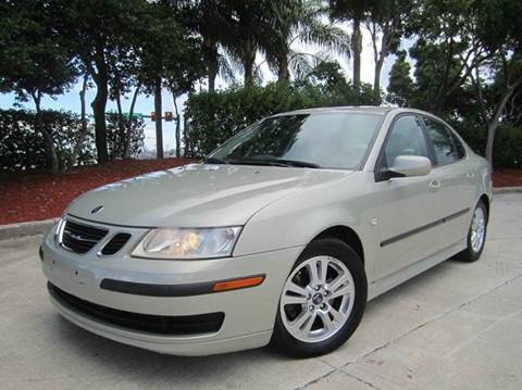 2006 Saab 9-3 for sale at FLORIDACARSTOGO in West Palm Beach FL